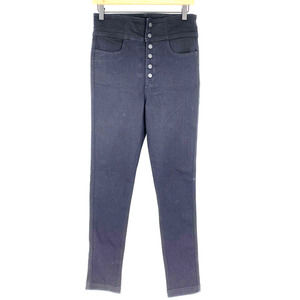 Joes Jeans Exposed Button Fly High Rise